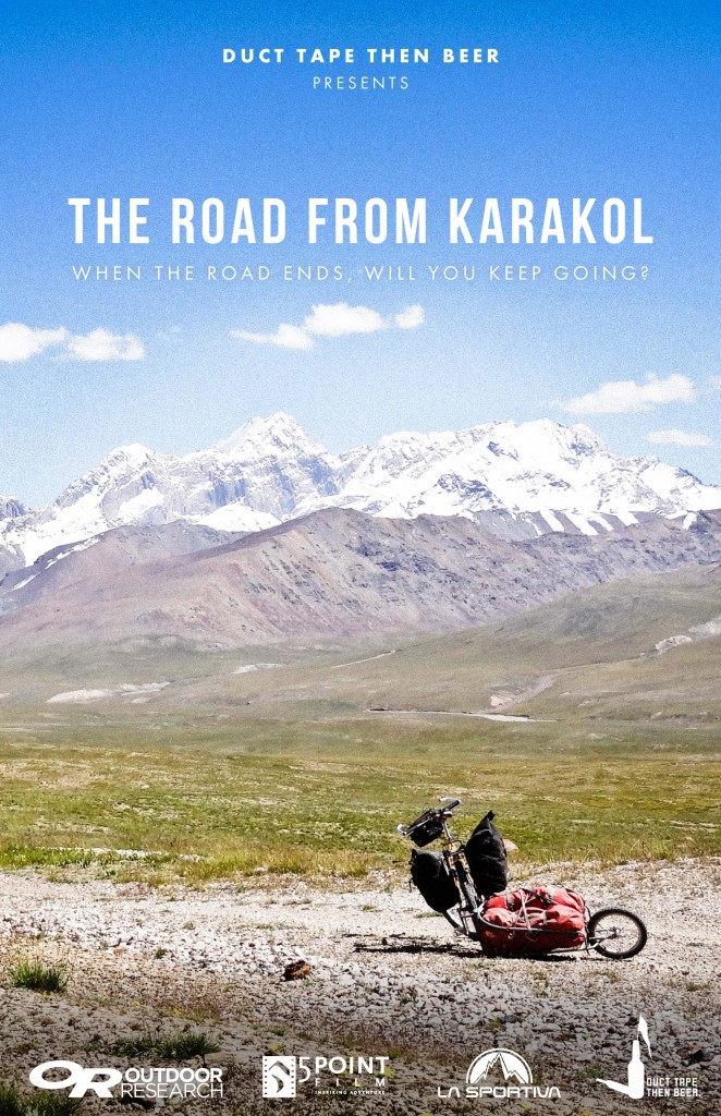 The Road From Karakol Poster